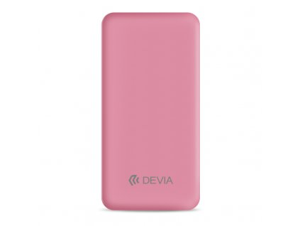 Externí baterie / powerbanka - Devia, Smart Speed 10000mah Pink