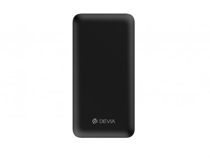 Externí baterie / powerbanka - Devia, Smart PD 10000mah Black