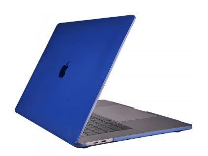 Polykarbonátové pouzdro na MacBook Pro 13 (2016-2018) - Comma, Hard Jacket Blue
