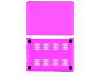 Polykarbonátové pouzdro na MacBook Pro 13 (2016-2019) - Comma, Hard Jacket Pink