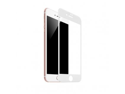 Ochranné tvrzené sklo pro iPhone 7 / 8 / SE (2020) - Hoco, G1 FlashAttach 3D White