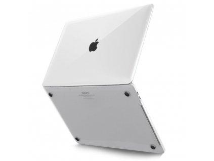 Polykarbonátové pouzdro na MacBook Pro 13 (2016-2019) - Tech-Protect, SmartShell Crystal Clear