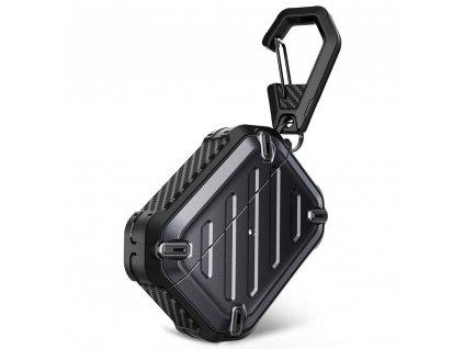 Pouzdro na sluchátka AirPods Pro - Supcase, Unicorn Beetle Black
