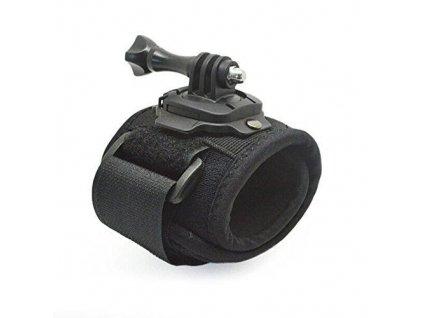 Držák na zápěstí pro GoPro HERO - Tech-Protect, Armband Black