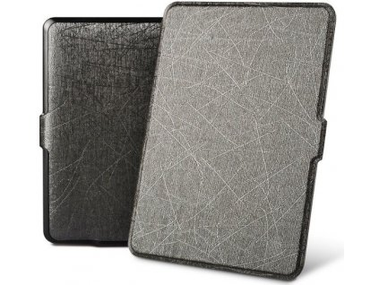 Pouzdro na Kindle Paperwhite 1/2/3 - Tech-Protect, Gray