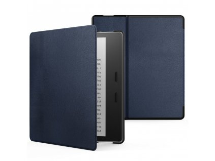 Pouzdro na Kindle Oasis 2/3 - Tech-Protect, SmartCase Navy