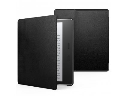 Pouzdro na Kindle Oasis 2/3 - Tech-Protect, SmartCase Black