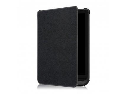 Pouzdro na PocketBook HD 3 632 / TOUCH 4 627 - Tech-Protect, SmartCase Black