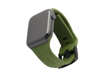 Řemínek pro Apple Watch 42mm / 44mm - UAG, Scout Strap Olive