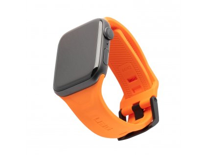 Řemínek pro Apple Watch 42mm / 44mm - UAG, Scout Strap Orange