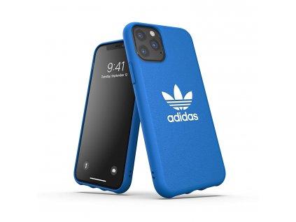 Ochranný kryt na iPhone 11 Pro - Adidas, Moulded Case Basic Blue