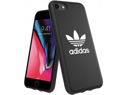 Ochranný kryt pro iPhone XS / X - Adidas, Moulded Case Basic Black