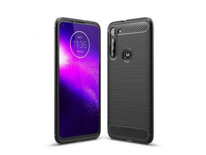 Ochranný kryt na Motorola Moto G8 Power - Tech-Protect, Tpucarbon Black