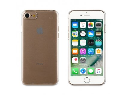 Eko kryt pro iPhone 8 / 7 / 6s / 6 - Muvit, Recycletek Transparent