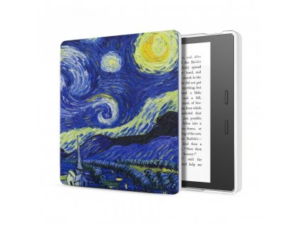 Pouzdro na Kindle Oasis 2/3 - Tech-Protect, Starry Night