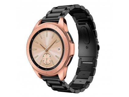 Řemínek pro Samsung Galaxy Watch 46mm - Tech-Protect, Stainless Black
