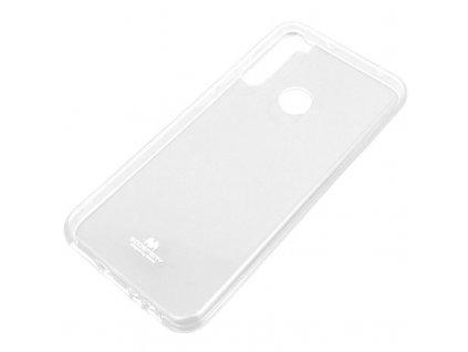 Ochranný kryt pro Xiaomi Redmi Note 8 - Mercury, Jelly Transparent