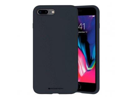 Ochranný kryt pro iPhone 7 PLUS / 8 PLUS - Mercury, Silicone Navy