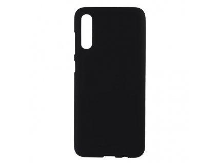 Ochranný kryt na Samsung GALAXY A70 A705F - Mercury, Soft Feeling Black