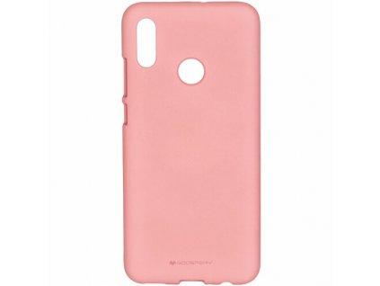 Ochranný kryt pro Huawei P Smart (2019) - Mercury, Soft Feeling Pink