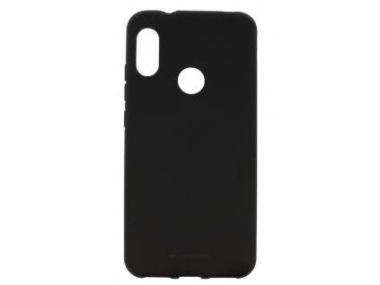 Pouzdro pro Xiaomi Redmi 7A - Mercury, Soft Feeling Black