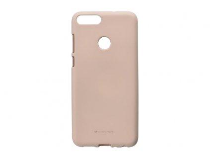 Ochranný kryt na Samsung GALAXY A20E A202F - Mercury, Soft Feeling Pink Sand