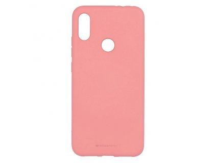 Ochranný kryt pro Xiaomi Redmi Note 8 - Mercury, Soft Feeling Pink