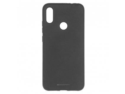 Ochranný kryt pro Xiaomi Redmi Note 8T - Mercury, Soft Feeling Black