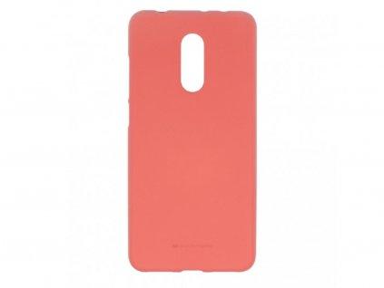 Ochranný kryt na Xiaomi Redmi Note 8 Pro - Mercury, Soft Feeling Pink