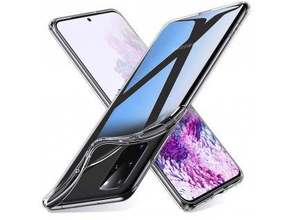Pouzdro / kryt pro Samsung GALAXY S20 PLUS - ESR, Essential Clear