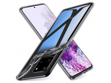Pouzdro / kryt pro Samsung GALAXY S20 ULTRA - ESR, Essential Clear
