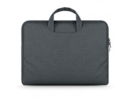 Taška na notebook - Tech-Protect, 13-14 Briefcase Dark