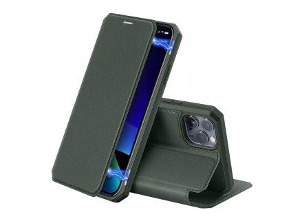 Pouzdro pro iPhone 11 Pro MAX - DuxDucis, SkinX Green