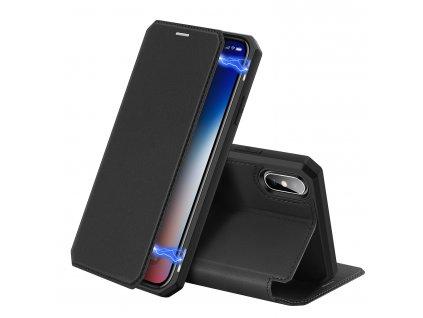Pouzdro pro iPhone XS / X - DuxDucis, SkinX Black