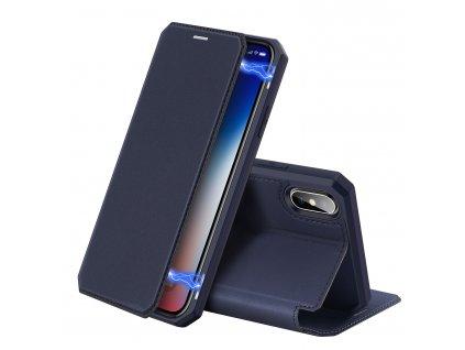 Pouzdro pro iPhone XS / X - DuxDucis, SkinX Blue