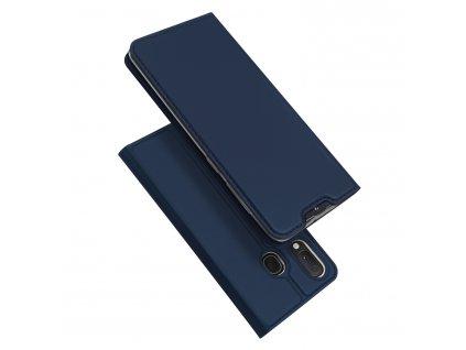 Pouzdro pro Samsung GALAXY A20E A202F - DuxDucis, SkinPro Blue