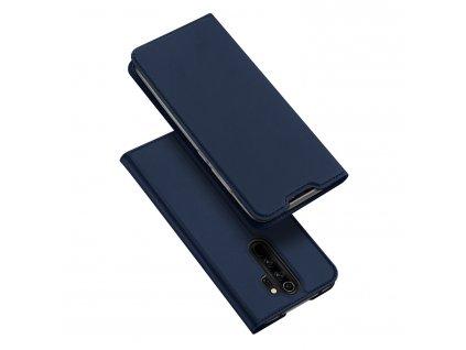 Pouzdro pro Xiaomi Redmi Note 8 Pro - DuxDucis, SkinPro Blue