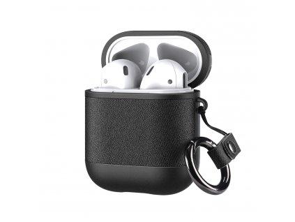 Pouzdro pro sluchátka AirPods - DuxDucis, Domo Black