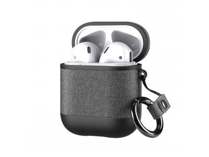 Pouzdro pro sluchátka AirPods - DuxDucis, Domo Gray