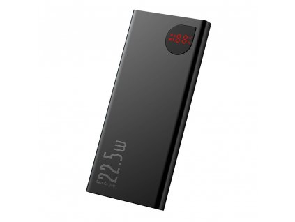 Externí baterie / powerbanka - Baseus, Adaman QC3.0 10000mAh Black