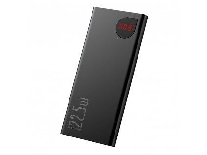 Externí baterie / powerbanka - Baseus, Adaman QC3.0 20000mAh Black