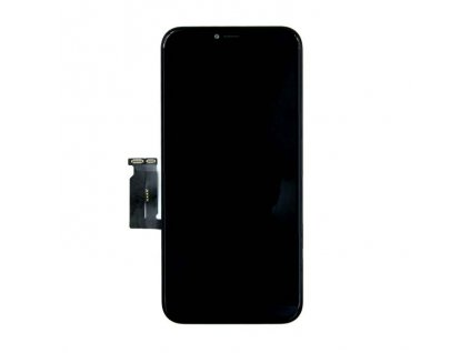 LCD displej a dotyková deska pro iPhone XR Black