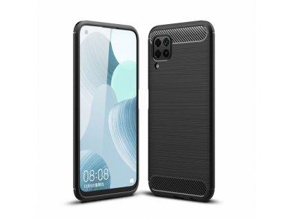 Ochranný kryt pro Huawei P40 LITE - Tech-Protect, Tpucarbon Black