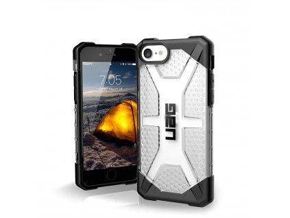 Ochranný kryt pro iPhone SE (2020) - UAG, Plasma Ice Clear