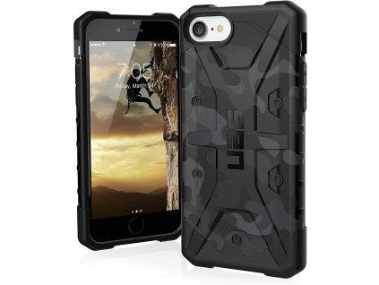 Ochranný kryt pro iPhone SE (2020) - UAG, Pathfinder SE Midnight Camo