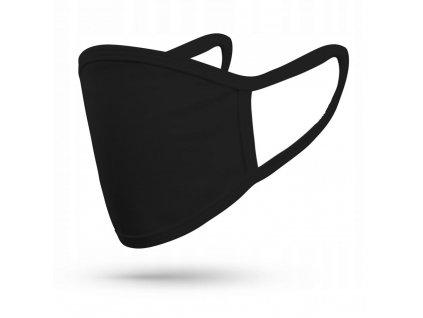 Ochranná rouška - Fdtwelve, A1 Black