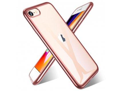 Ochranný kryt pro iPhone 7 / 8 / SE (2020) - ESR, Crown Rose