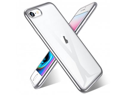 Ochranný kryt pro iPhone 7 / 8 / SE (2020) - ESR, Crown Silver