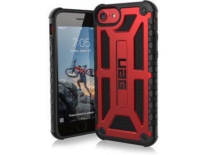 Ochranný kryt pro iPhone SE (2020) - UAG, Monarch Red