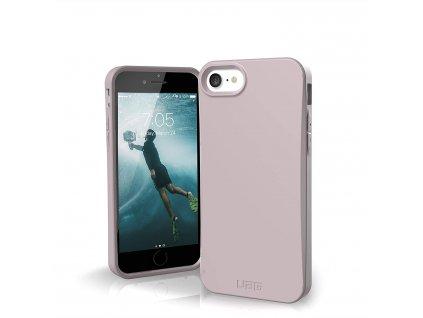 Ochranný EKO kryt pro iPhone SE (2020) - UAG, Outback Lilac